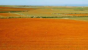 Terra Ploughed Fotos de Stock