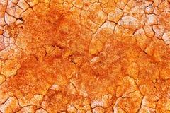 terra rachada Fotos de Stock