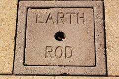 Terra Rod Fotografie Stock