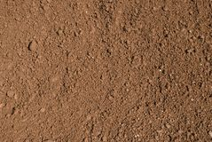 Terra rosa - red soil Royalty Free Stock Image