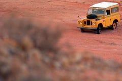 Terra Rover Defender Series II foto de stock