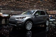Terra Rover Discovery Sport Fotos de Stock