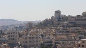 Terra Santa. Bethlehem. Autoridade nacional palestina vídeos de arquivo