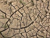 Terra seca, Parched imagens de stock