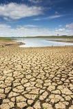 Terra secca Immagini Stock Libere da Diritti