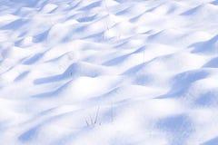 Terra Snow-covered imagens de stock royalty free