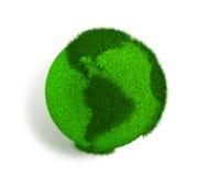 Terra verde Fotografie Stock Libere da Diritti