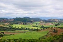 Terra verde imagem de stock