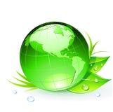 Terra verde Immagini Stock Libere da Diritti