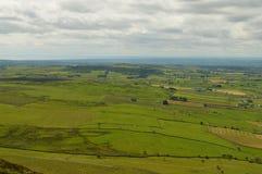 A terra verde Imagem de Stock Royalty Free