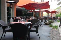 Terrace Stock Photo