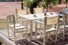Terrace Stock Images