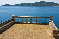Free Terrace Above The Sea Royalty Free Stock Images - 5146959