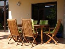 Free Terrace Equipment Royalty Free Stock Photo - 33945585