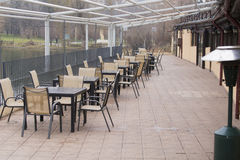Terrace Royalty Free Stock Image