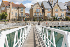 Terrace houses in Kent Royalty Free Stock Image