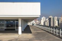Free Terrace Of Modern Museum Of Art Stock Photos - 117745323