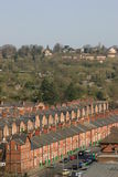 Terraced Houses Royalty Free Stock Photography