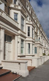 Terraced Houses in London Royalty Free Stock Image