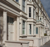 Terraced Houses in London Stock Images