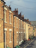 Terraced Housing Royalty Free Stock Photos