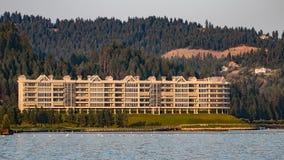 Terraces Condominiums Stock Images