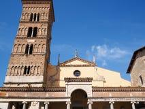 Terracina在意大利 库存图片