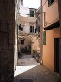Terracina em Itália Imagem de Stock