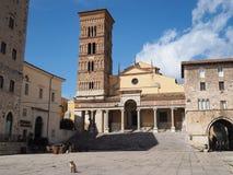 Terracina em Itália Fotos de Stock Royalty Free