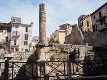 Terracina en Italie Photos libres de droits