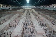 terracotta армии Стоковые Фото