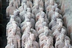 terracotta армии Стоковые Фотографии RF