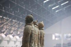 terracotta воинов армии Стоковая Фотография RF