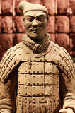 Terracotta army. The UNESCO heritage site of XIAN, terracotta army warriors Stock Image