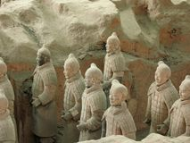 Terracotta army Stock Photos