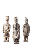 Terracotta army Royalty Free Stock Photos