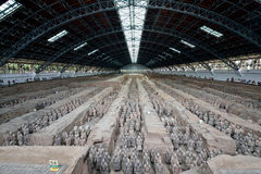 Terracotta Army Stock Image