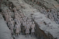 The Terracotta Army Stock Photography