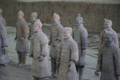 The Terracotta Army Stock Photos