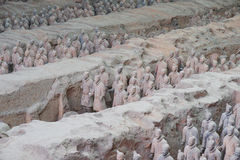 Terracotta Army,xi an,china Stock Image