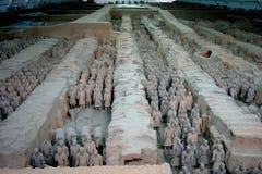 Terracotta army Stock Photos