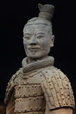 The Terracotta Army of Xian Royalty Free Stock Image