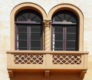 Terracotta Balcony Stock Photos