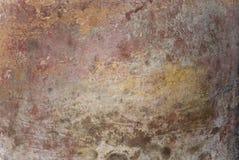 Terracotta esposta all'aria Immagini Stock