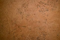 Terracotta floor tile royalty free stock photos