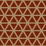 Terracotta jeans background with rhombs Stock Photos
