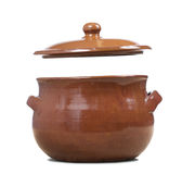 Terracotta pot Stock Image