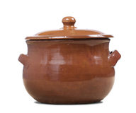 Terracotta pot Royalty Free Stock Image