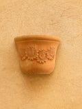 Terracotta pot Royalty Free Stock Image