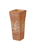 Terracotta pot Royalty Free Stock Photo